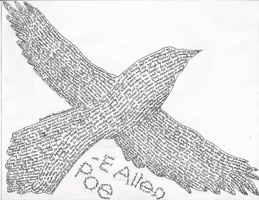 Edgar Allen Poe The Raven essay?
