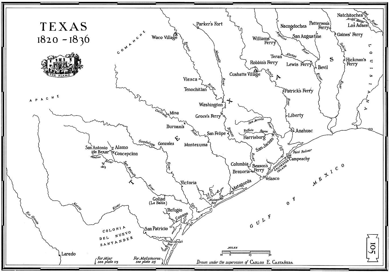 saladogt the republic of texas