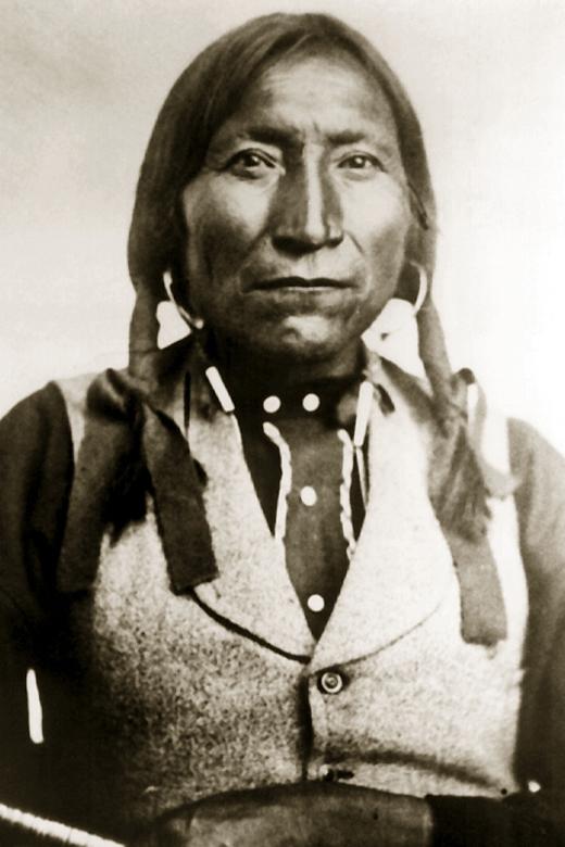 saladogt / Kiowa tribe